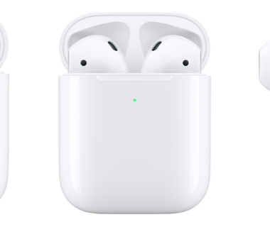 Airpods Apple Audio and Tim Cook